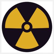 Design ~ Radioactive Symbol T-shirt