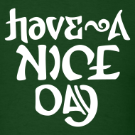 Design ~ Have a Nice Day