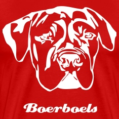 South African Boerboel  T-Shirts