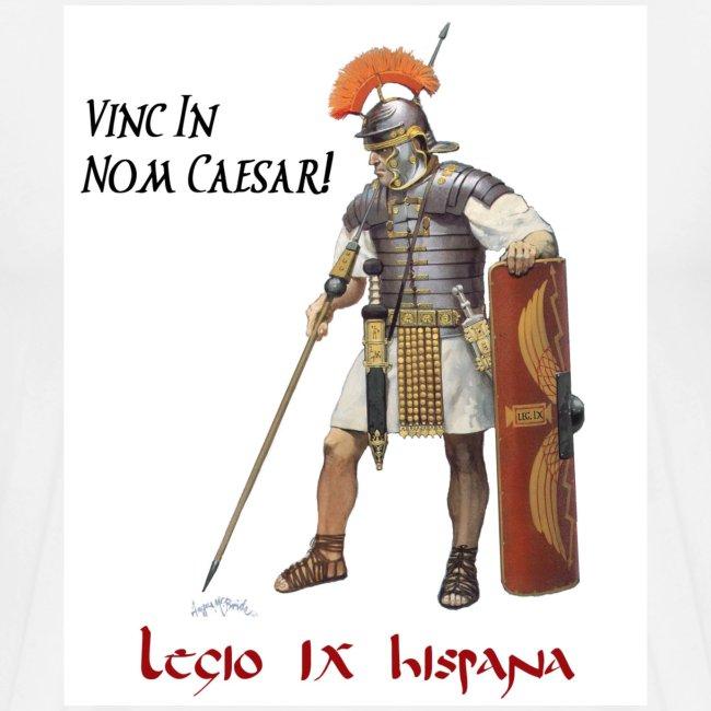 Vinc In Nom Caesar!