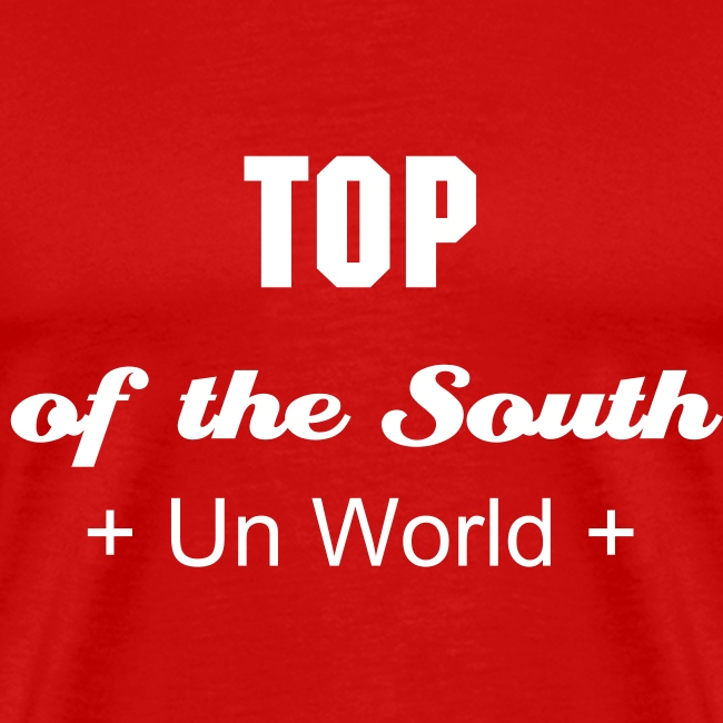Top of the South (Red/White)