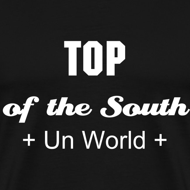 Top of the South (Black/White)