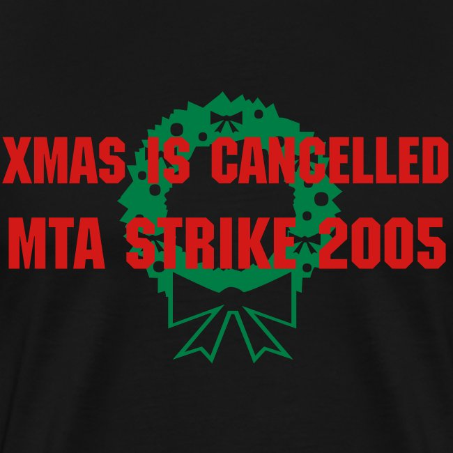 Xmas Is Cancelled