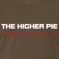 Design ~ Official Higher Pie T-shirt (Editable!)
