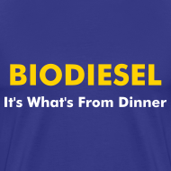 Design ~ Official Higher Pie Biodiesel Shirt