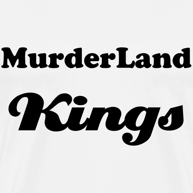 MurderLand Kings (White/Black)