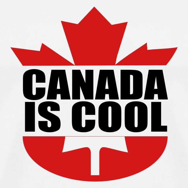 Canada is Cool w/ Back
