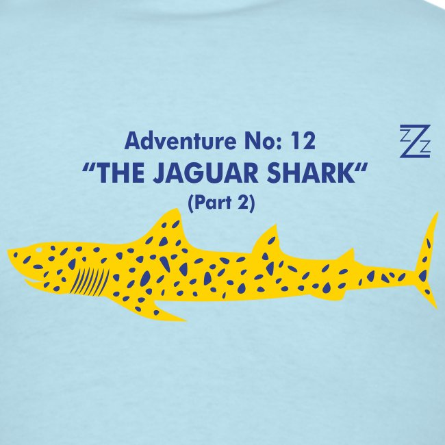 Adventure no. 12 The Jaguar Shark (Part 2)