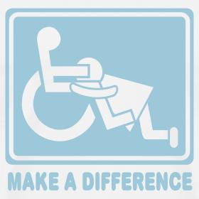 Design ~ Make a Difference (white)