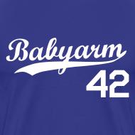 Design ~ Men's Babyarm Royal Blue