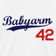 Design ~ Men's Babyarm Dodger