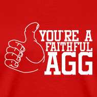 Design ~ Men's Red F'AGG