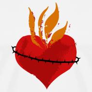 Design ~ Sacred Heart of Jesus (mens)