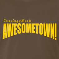 Design ~ Brown AwesomeTown