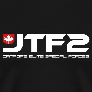 Black JTF2 T-Shirts - Men's Premium T-Shirt
