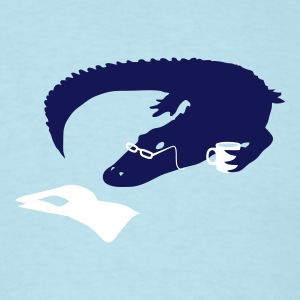 Mornin' Gator! - Men's T-Shirt