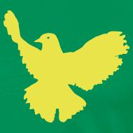 Design ~ Dove Tee Green (Mens)