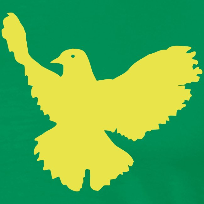 Dove Tee Green (Mens)