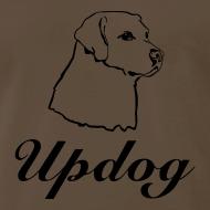 Design ~ Men's Brown Updog