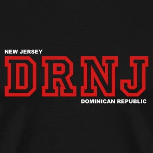 Black DR NJ T-Shirts - Men's Premium T-Shirt