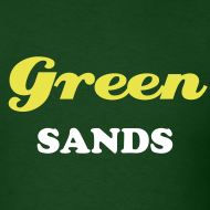 Design ~ GREEN SANDS - T-SHIRT - IZATRINI.com