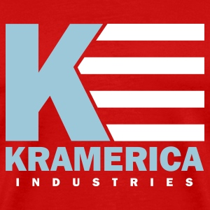 Red Kramerica Industries Men - Men's Premium T-Shirt