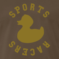 Design ~ sports racer - brown