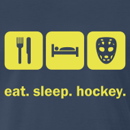 Design ~ Eat. Sleep. Hockey.