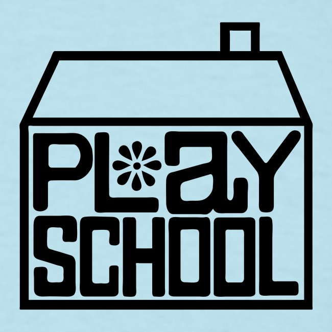 Playschool Mens T-shirt