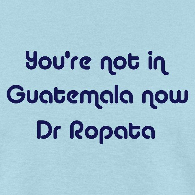 Dr Ropata Mens T-shirt