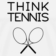 Design ~ think.tennis (white)