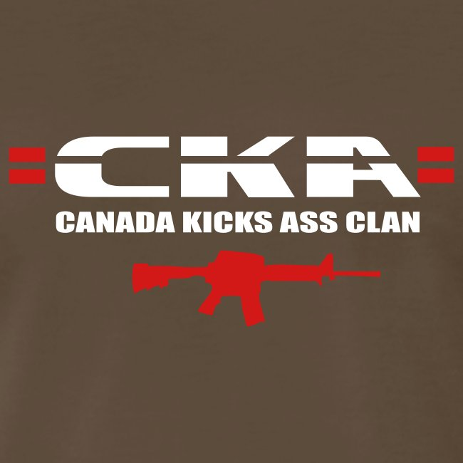 =CKA= Heavy T-Shirt