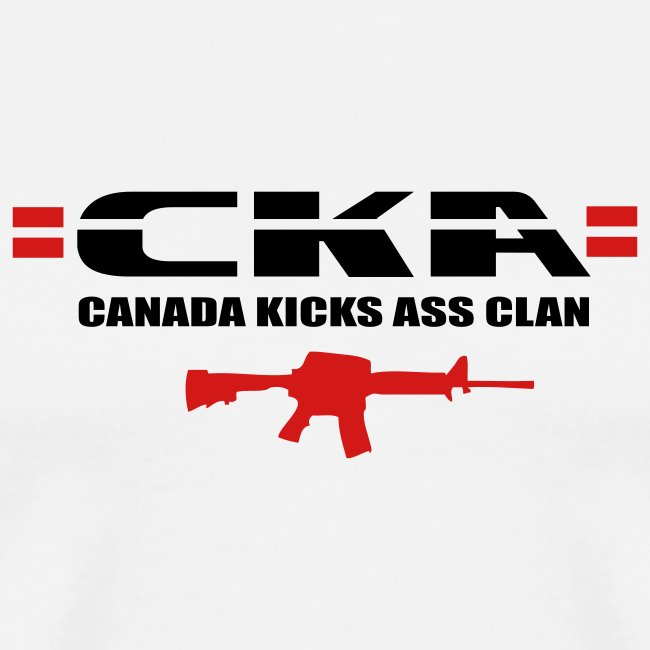 =CKA= Heavy T-Shirt