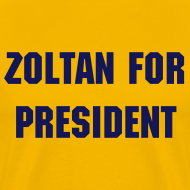 Design ~ Zoltan - President Maize