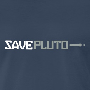 Save Pluto - Men's Premium T-Shirt