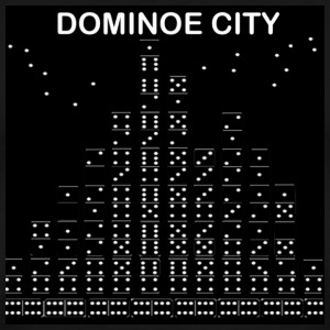 Dominoe City - Men's Premium T-Shirt