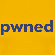 Design ~ pwned yellow