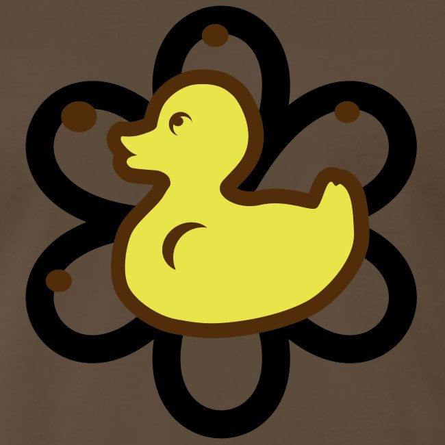 atomic duckie - brown