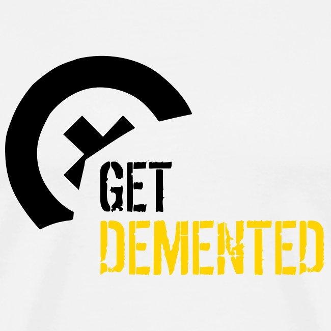 Demented T-shirt [Demented:M:T]