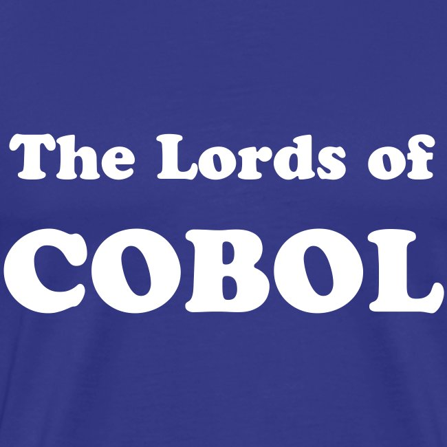 The Lords of COBOL