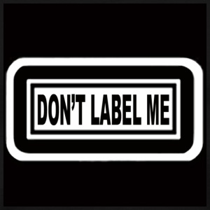 Don't Label Me - Men's Premium T-Shirt