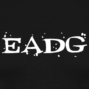 Black Bass EADG T-Shirts - Men's Premium T-Shirt
