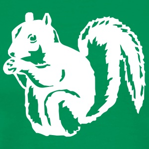 Albino Squirrel Preservation Society - Men's Premium T-Shirt