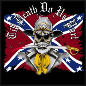 CSA Death before Dishonor - Men's Premium T-Shirt