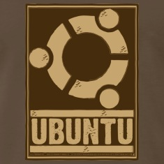 Ubuntu - Unofficial Brown T