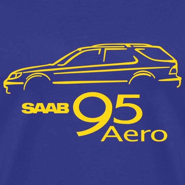 Saab 9-5 Sport Combi Aero