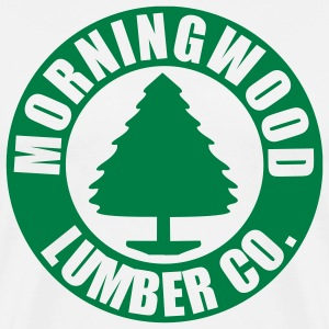 Morningwood Lumber - Men's Premium T-Shirt