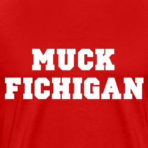 Red Muck Fichigan Men - Men's Premium T-Shirt