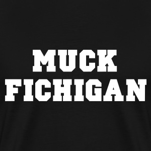 Black Muck Fichigan Men - Men's Premium T-Shirt