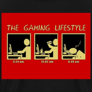 The Gaming Lifestyle - Men's Premium T-Shirt